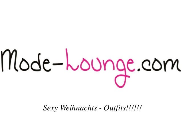 Sexy Weihnachts - Outfits!!!!!!