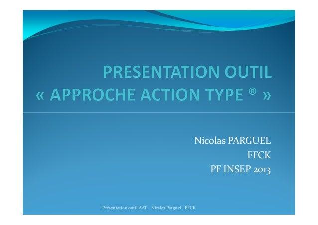 Nicolas PARGUEL                                                         FFCK                                              ...