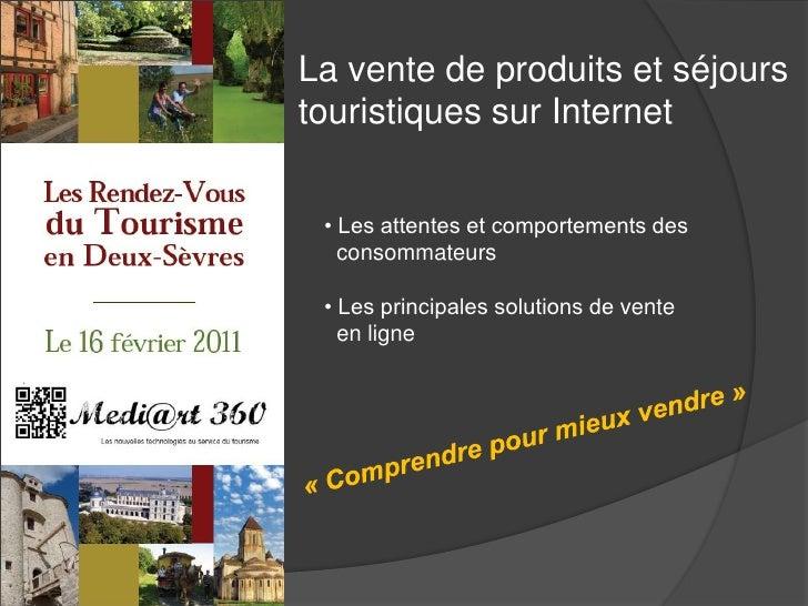 Journée Tourisme CDT 79 -  16 février 2011