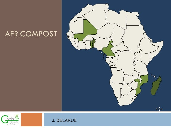 AFRICOMPOST         J. DELARUE