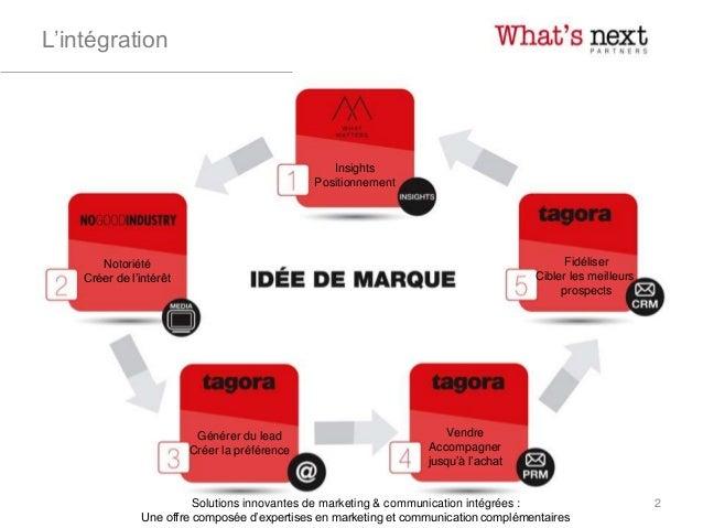 Présentation agence Tagora Slide 2