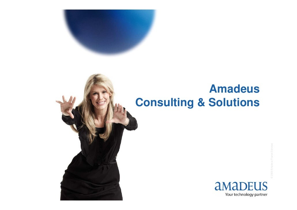 Amadeus Consulting & Solutions