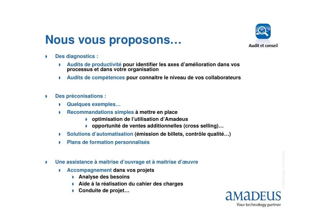 amadeus consulting  u0026 solutions