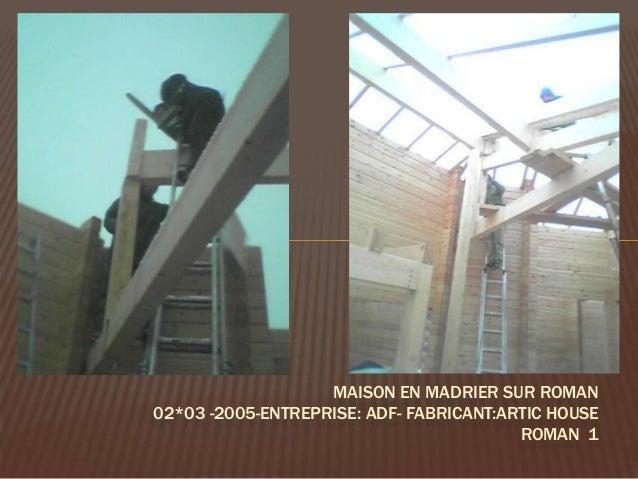 MAISON EN BOIS DU BRESIL SUR MARSEILLE-1