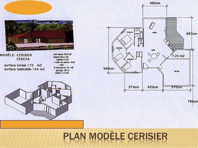 Plan d'éxécution avec smartsketch 5 logiciel en 2 D en   Video du montage de cette maison2008