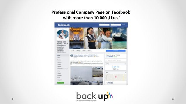 Interactive Group on facebook to inform potential new candidates about life aboard cruise ships – already more than 2,000 ...