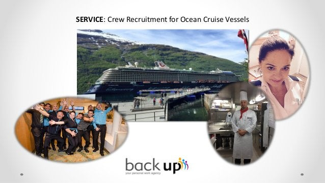 SERVICE: Crew Recruitment for River Cruise Ships