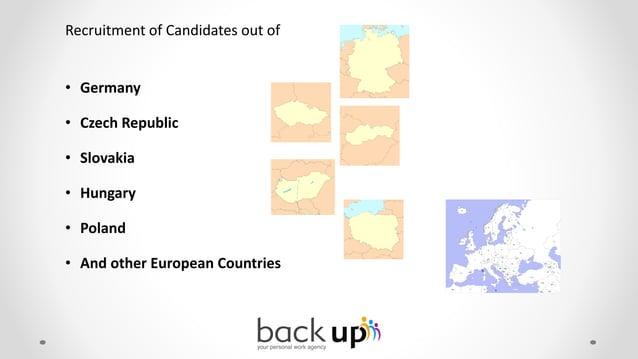 Organisation of backup jobs agency s.r.o. Head Office based in Prievidza/ Slovakia