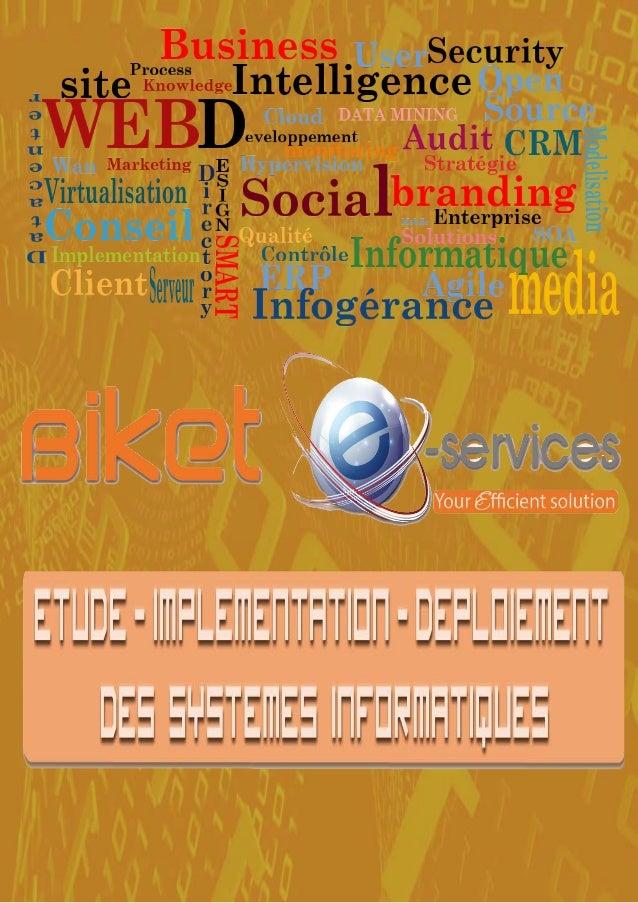 N  otre vision est de devenir une référence mondiale de l'ingénierie des systèmes d'informations.  Nous avons pour but :  ...