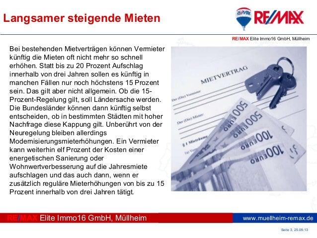 Bundestag beschließt neues Mietrecht Slide 3