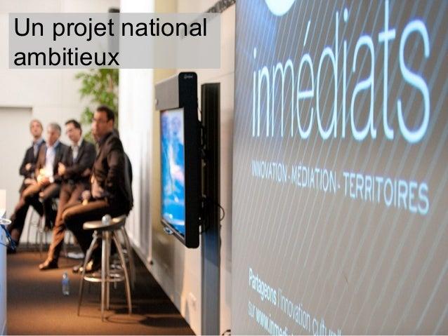 Un projet national ambitieux
