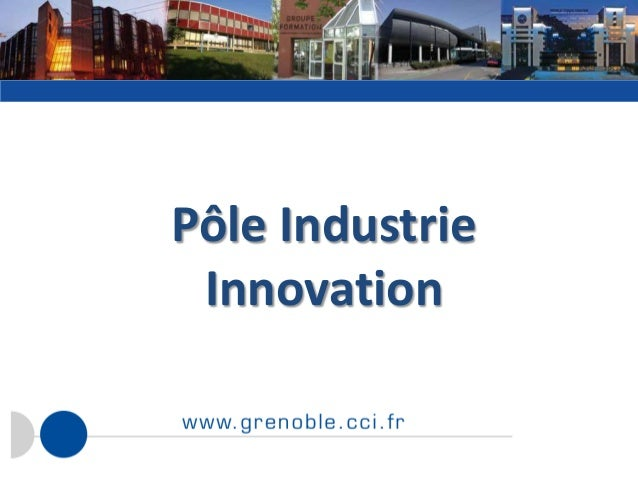 Pôle IndustrieInnovation