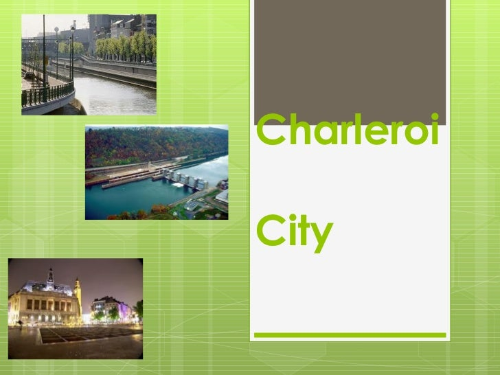 Charleroi  City