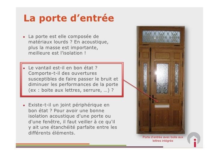 rideau anti bruit porte d entre la preuve selon lauber dans le cas de fibre de bois ouate de. Black Bedroom Furniture Sets. Home Design Ideas