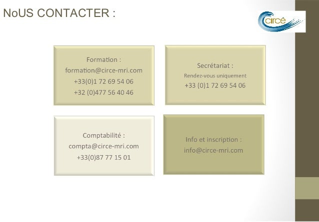 NoUS CONTACTER :