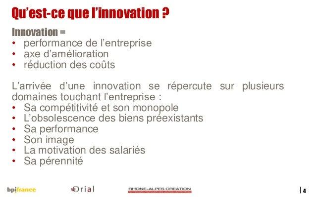 qu est ce que l innovation pdf
