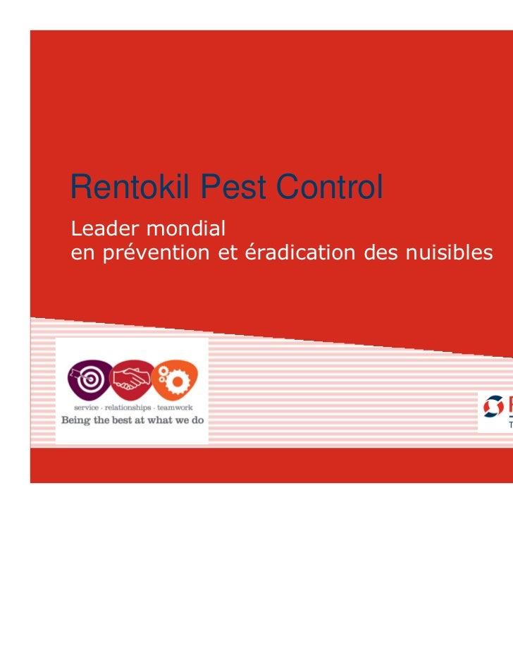 Rentokil Pest Control
