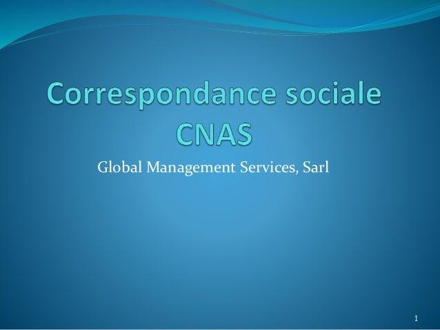 Global Management Services, Sarl 1