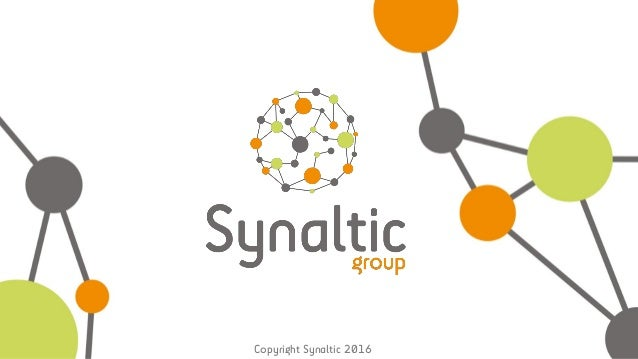 Copyright Synaltic 2016