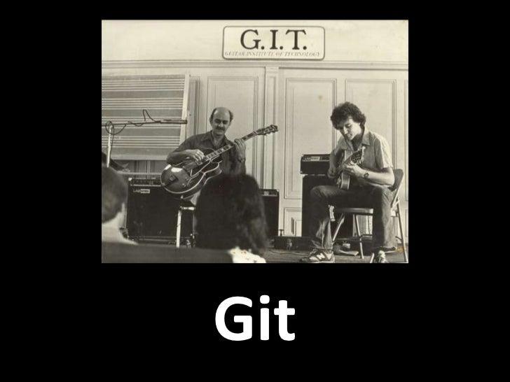 Git<br />