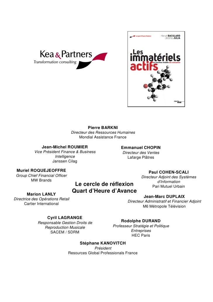 Pierre BARKNI                                   Directeur des Ressources Humaines                                        M...