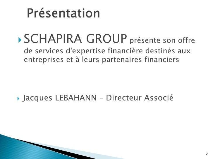 Direction Financière Externalisée Slide 2