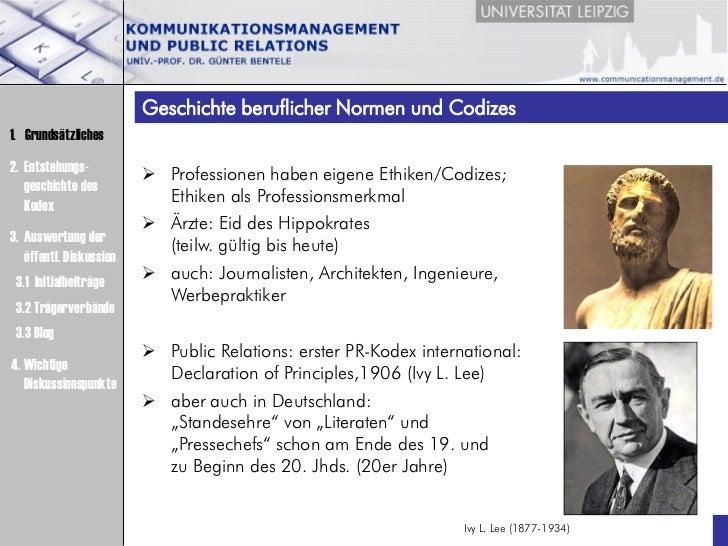 Praesentation Deutscher Kommunikationskodex (Bentele, DRPR, 19.06.12, Berlin) Slide 2