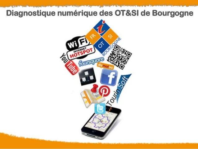 Diagnostique numérique des OT&SI de Bourgogne