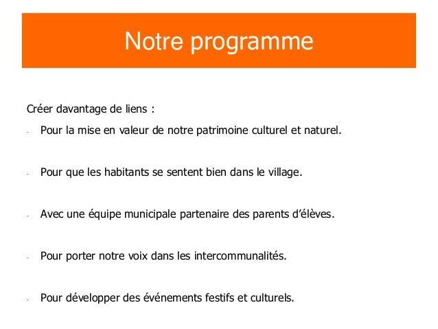 Présentation campagne Saint Victor des Oules 2014 Slide 3