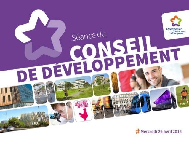 # 29 avril 2015 - CoDe Programme Nom / Vision / Valeurs Organisation (CoDe, Bureau,Commissions) Présentation des Commissio...