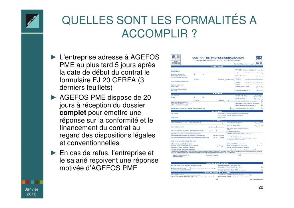 Mopa Presentation Du Contrat De Professionnalisation Laurent Mamb