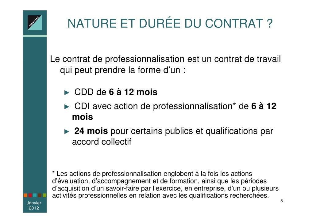 présentation d un contrat de travail MOPA : Présentation du contrat de professionnalisation   Laurent Mamb… présentation d un contrat de travail