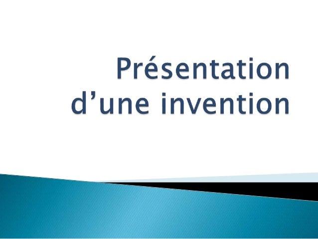  Je vais parler sur une fameuse et utile invention: la télévision. Je vais indiquer son utilité, le pays où elle a été in...
