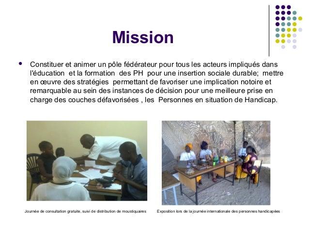Présentation du projet et des activités Slide 3