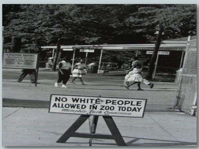 Presentation 'The Civil Rights Movement'