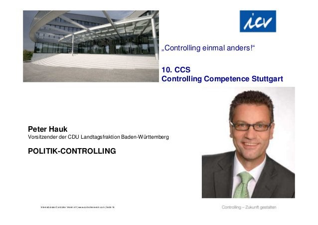 """""""Controlling einmal anders!""""                                                                                  10. CCS     ..."""