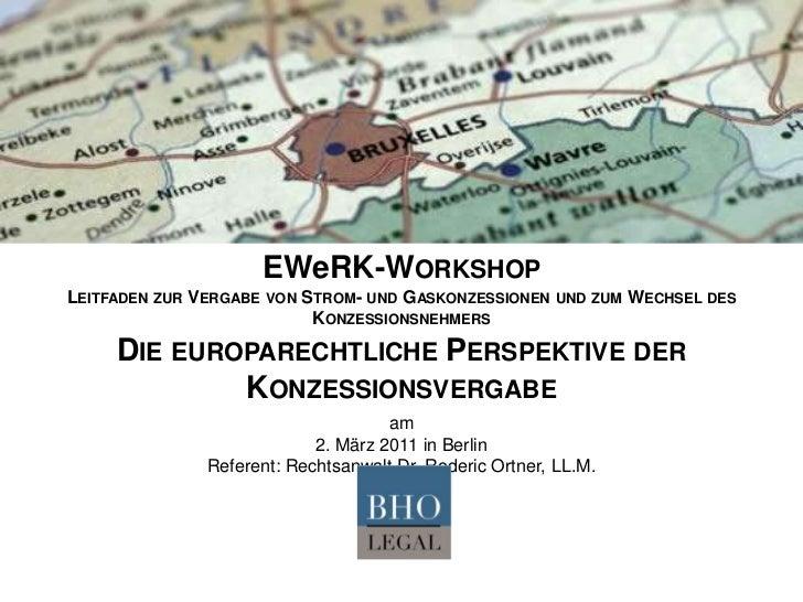 Präsentation europarechtliche perspektive_dlk_ortner