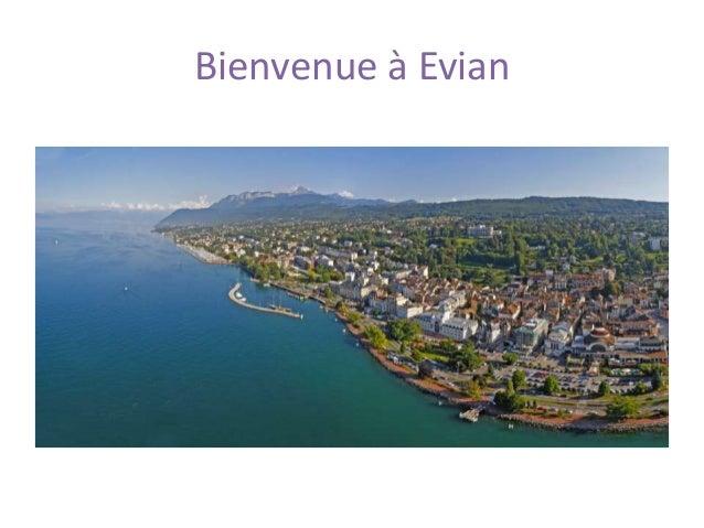 Bienvenue à Evian
