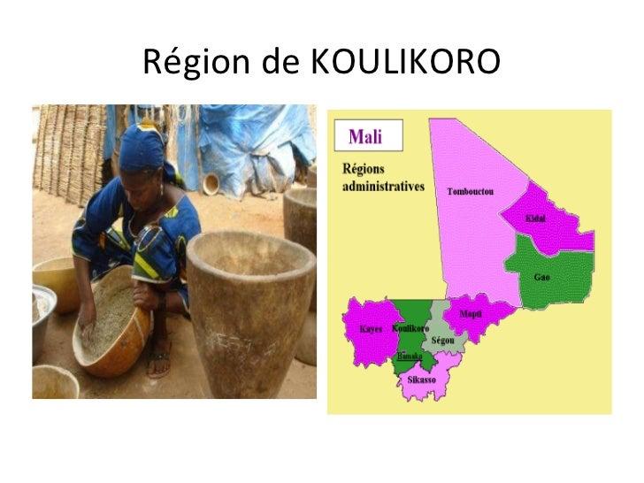 Région de KOULIKORO