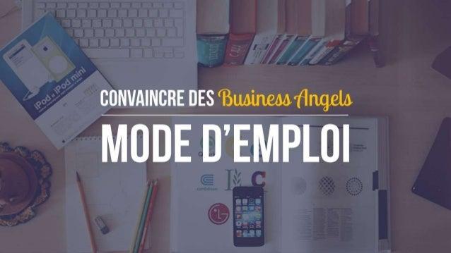 Convaincre des Business Angels : mode d'emploi