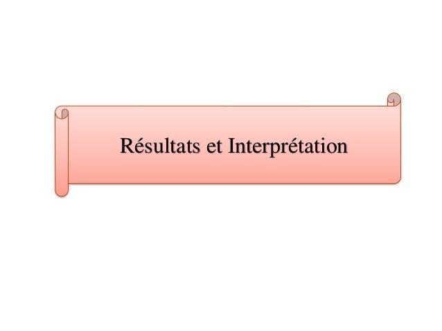 Résultat et Interprétation Technologie LTE Initialisation des Paramètres :  Nombre de port SCTP/S1 de la MME : 5ports ; ...
