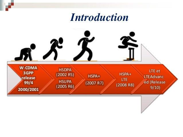 Présentation générale du réseau LTE