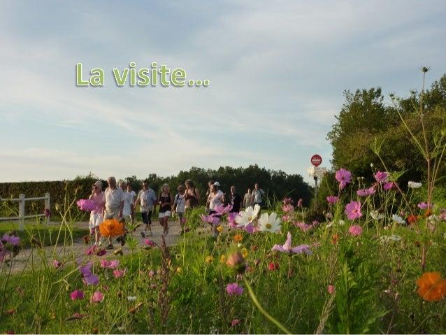 Présentation fleurissement 2015
