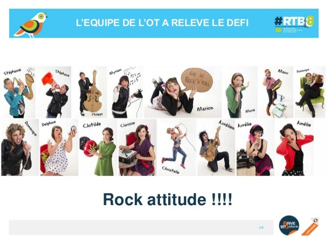 L'EQUIPE DE L'OT A RELEVE LE DEFI  Rock attitude !!!! -18-