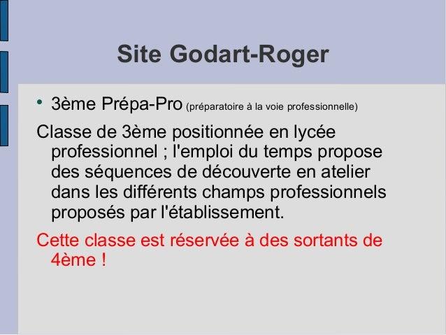 Présentation générale lycée d'Epernay Slide 3