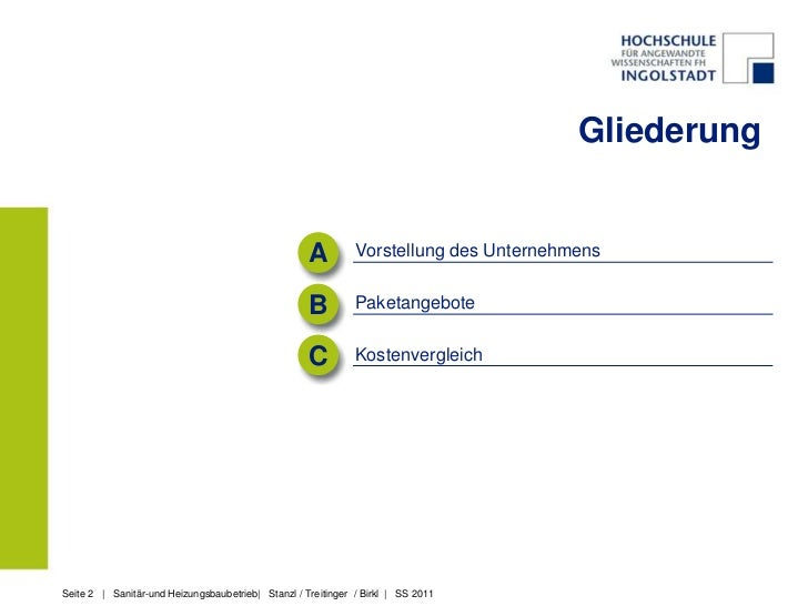 Präsentation Graf Ingolstadt Slide 2