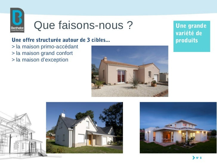 Pr sentation groupe berthelot construction for Berthelot construction carquefou