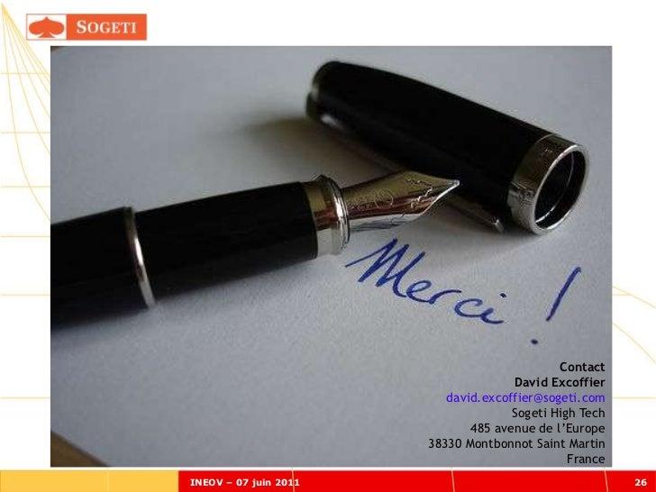 Contact                                     David Excoffier                          david.excoffier@sogeti.com           ...