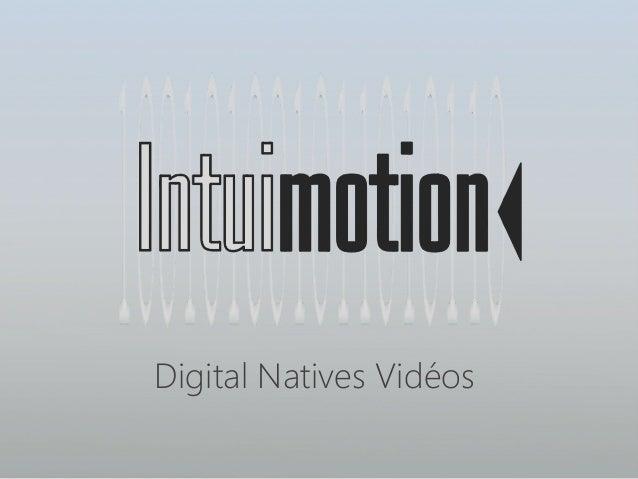 Digital Natives Vidéos