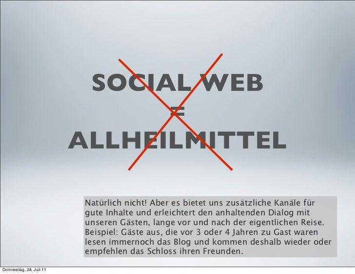 SOCIAL WEB                                =                          ALLHEILMITTEL                           Natürlich nic...